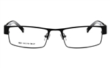 Dolce Luxy 6621 Stainless Steel Full Rim Unisex Optical Glasses