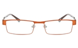 GLASLYUTTE 9827 Stainless Steel/ZYL Child Full Rim Square Optical Glasses
