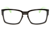 VOV 5146 Polycarbonate Unisex Full Rim Square Optical Glasses