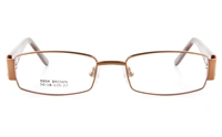 Forever Vision 8804 Metal/ZYL Female Full Rim Oval