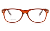 Lonye LO3011 Plastic Male Full Rim Oval